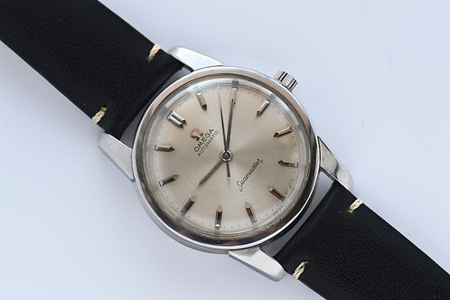 Omega Seamaster Stainless Steel 165.009 Cal 552 with Papers 1963