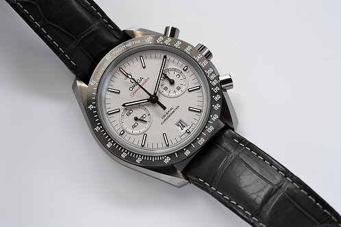 Omega Speedmaster Grey Side of The Moon 2015 Box Papers