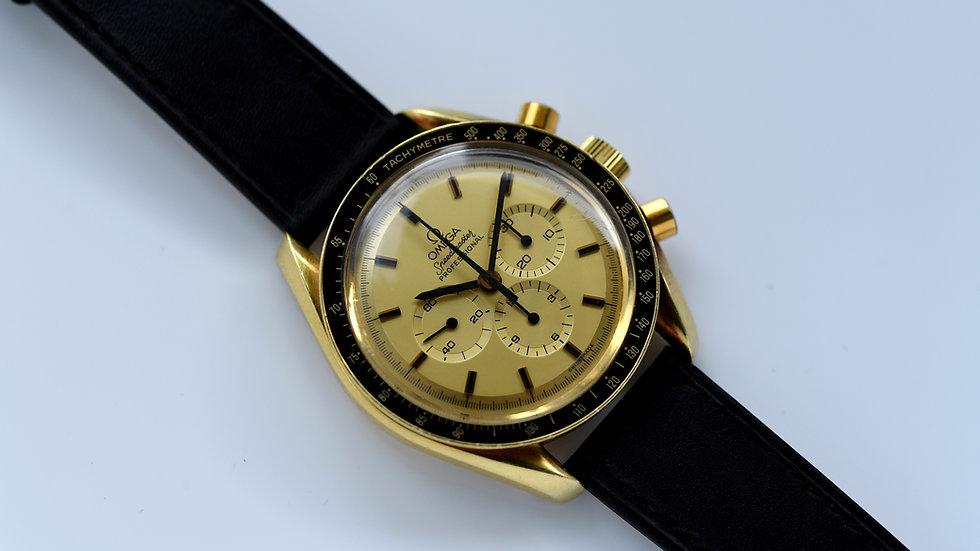 Omega Speedmaster BA145.022 Apollo 11 XI 1969 18k Gold