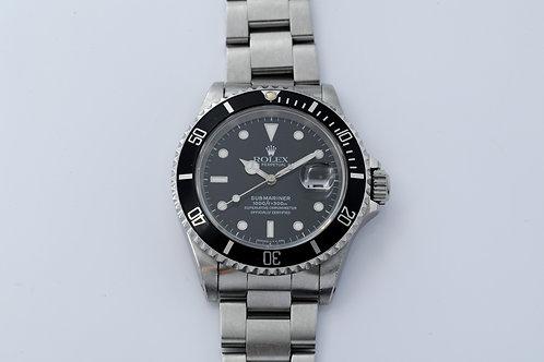 Rolex Submariner 16610 - 1992