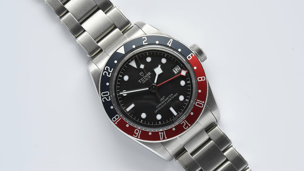 Tudor Black Bay GMT Pepsi 79830RB Box Papers