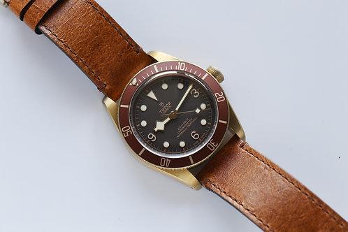 Tudor Black Bay Bronze 79250BM Brown Discontinued NEW