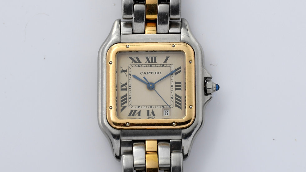 Cartier Panthere Two Tone 27mm Ladie's Watch