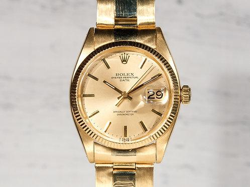 Rolex Oyster Perpetual Date Ref. 6537
