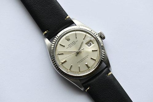 Rolex Datejust 1601 Pie Pan Fluted Bezel