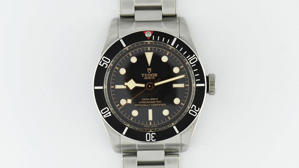 Tudor Black Bay 41mm 79230N Riveted Bracelet