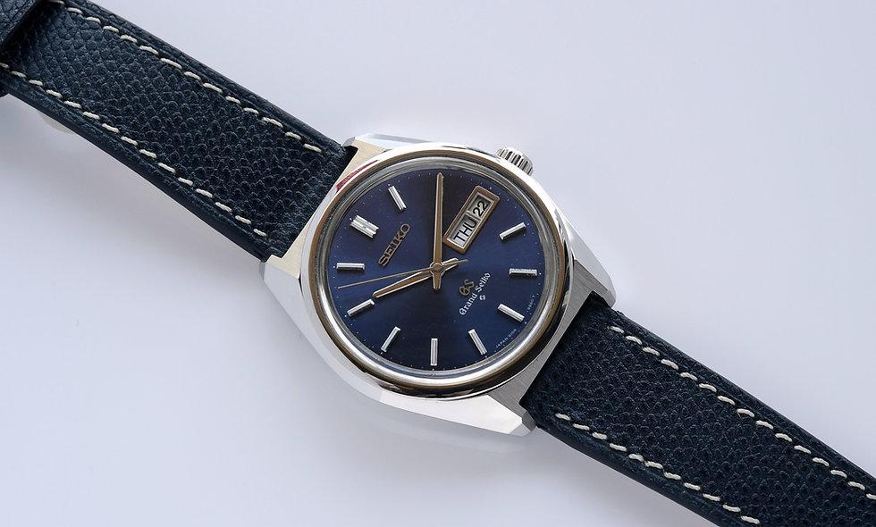 Grand Seiko Blue Dial 6146-8000 Blue Dial
