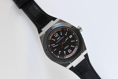 IWC Ingenieur 3234-01 44mm Black Dial