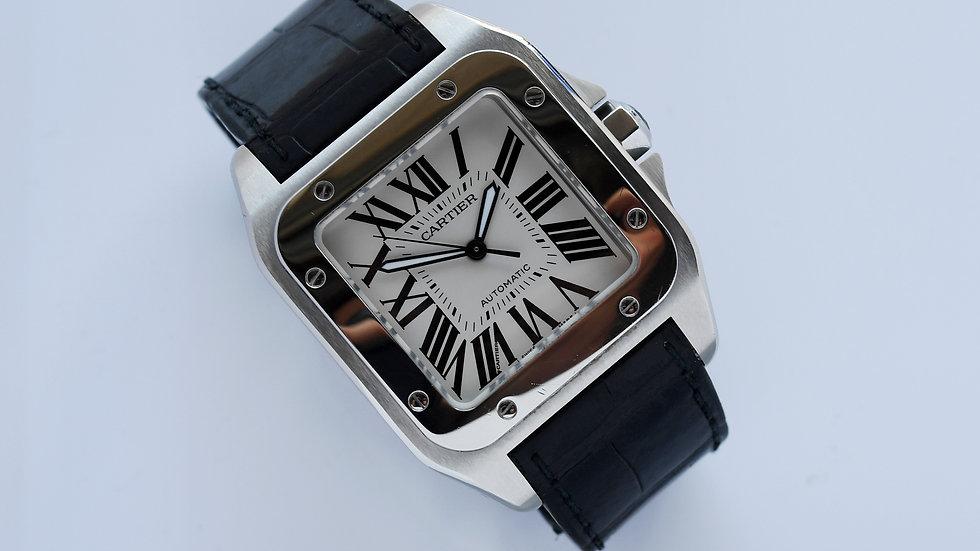 Cartier Santos 100 XL Anniversary 2656