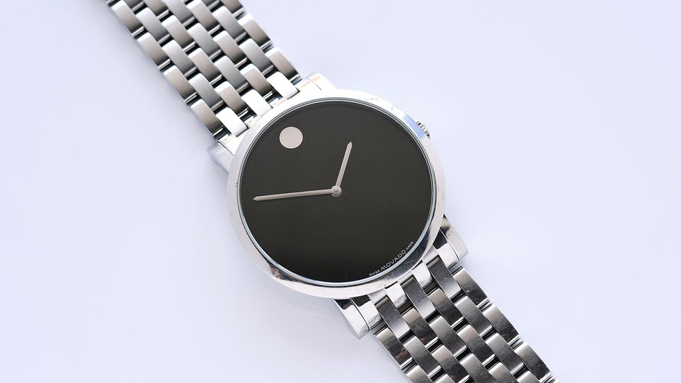 Movado Museum 84 F4 1891 42mm Box Papers