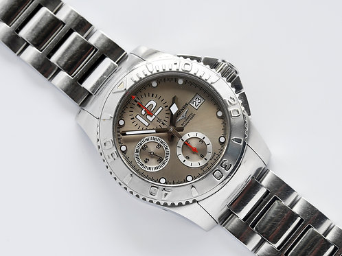 Longines Hydroconquest Chronograph L3.673.4 Box Papers