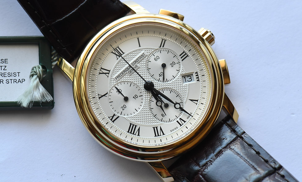 Frederique Constant Classics Chronograph 292X4P4/5/6