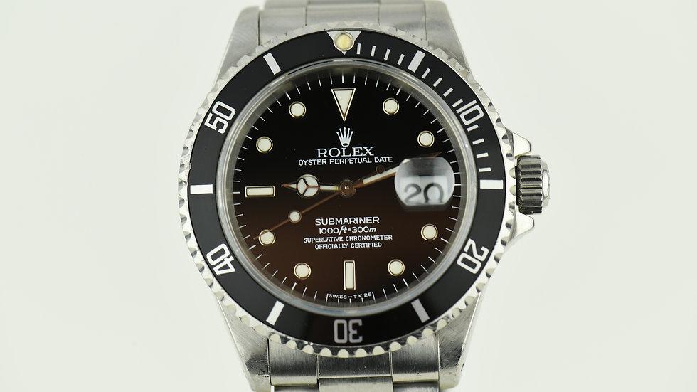 Rolex Submariner Date 16610 1994