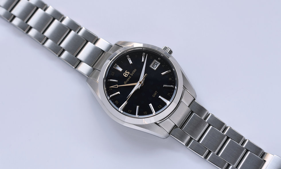 Grand Seiko GMT SBGN009 50th Anniversary Limited to 2020 Box Papers