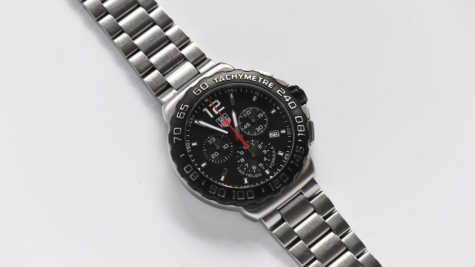 Tag Heuer Formula 1 Quartz Chronograph CAU1110