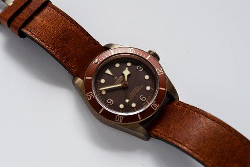 Tudor Black Bay Bronze 79250BM Brown Discontinued