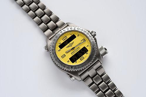 Breitling Emergency E56121 Titanium 43mm
