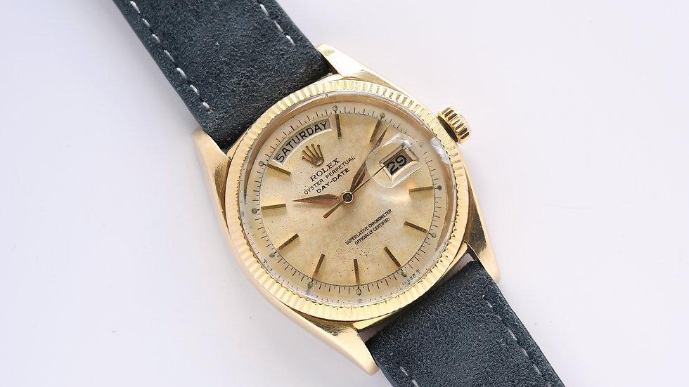 Rolex Day Date 6611B 18k Gold 1958