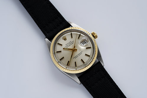 Rolex Datejust Pie Pan Dial 1601 1969 Serviced