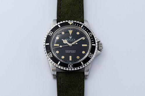 Rolex Submariner 5513 - 1985