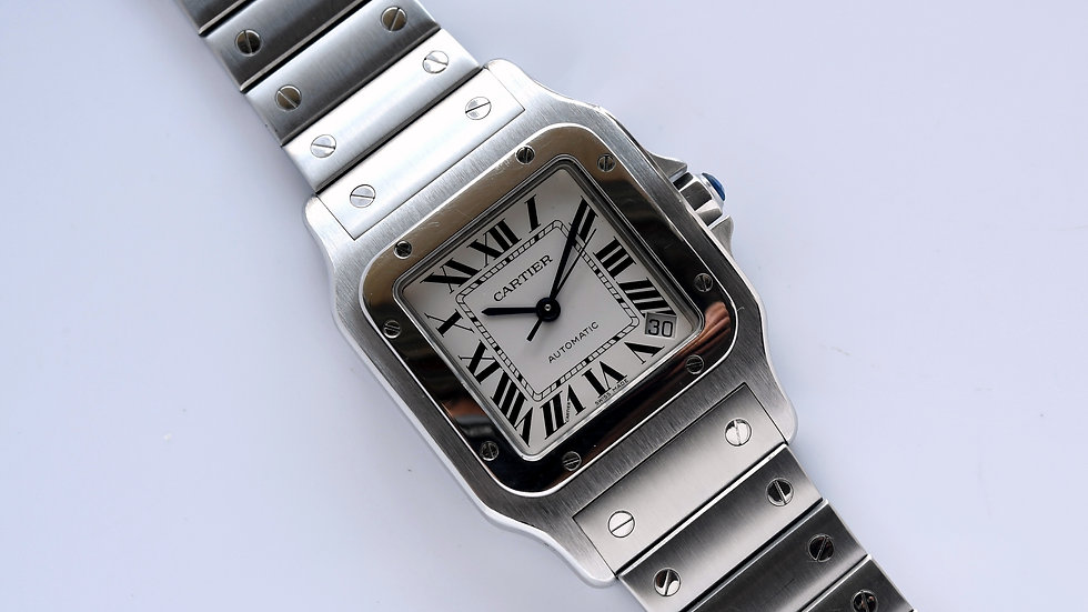 Cartier Santos Galbee XL 32mm 2823