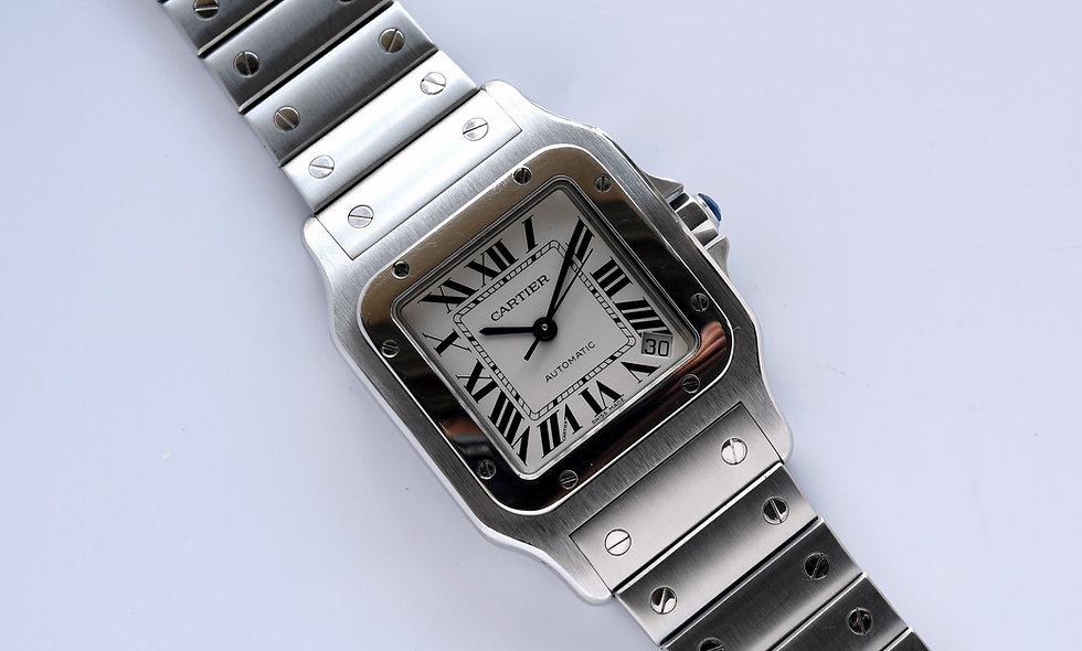 Cartier Santos Galbee XL 32mm 2823