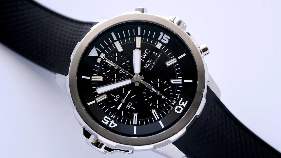 IWC Schaffhausen Aquatimer Chronograph 376803