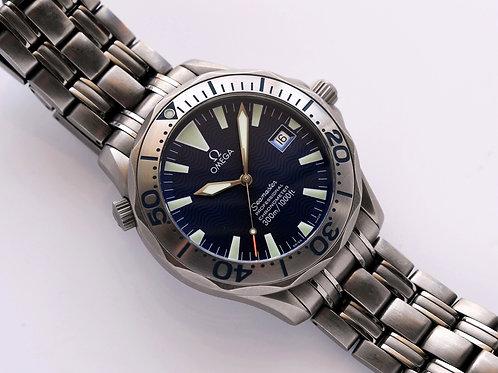 Omega Seamaster Titanium James Bond 2231.80.00