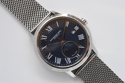 Raymond Weil Maestro Moonphase 2239 Box Papers