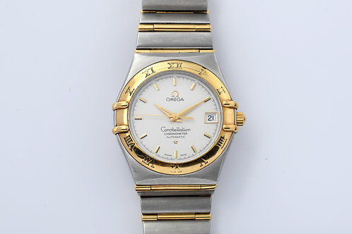 Omega Constellation Two Tone 35mm Box Papers