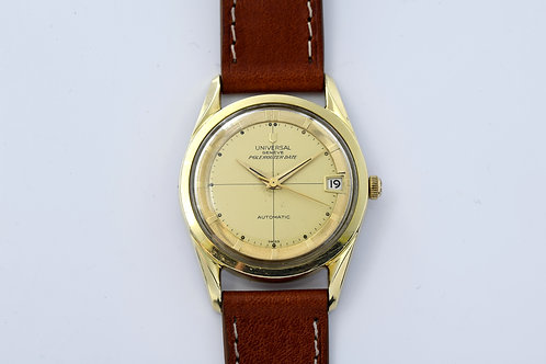 Universal Geneve Polerouter With Box/Paper