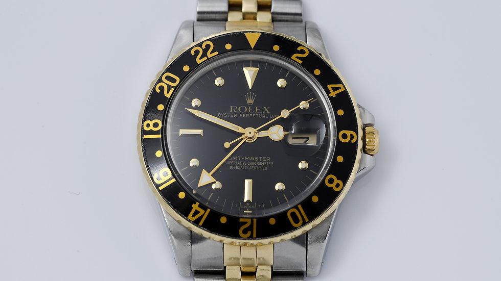Rolex GMT Master 16753 1979 Cal 3075