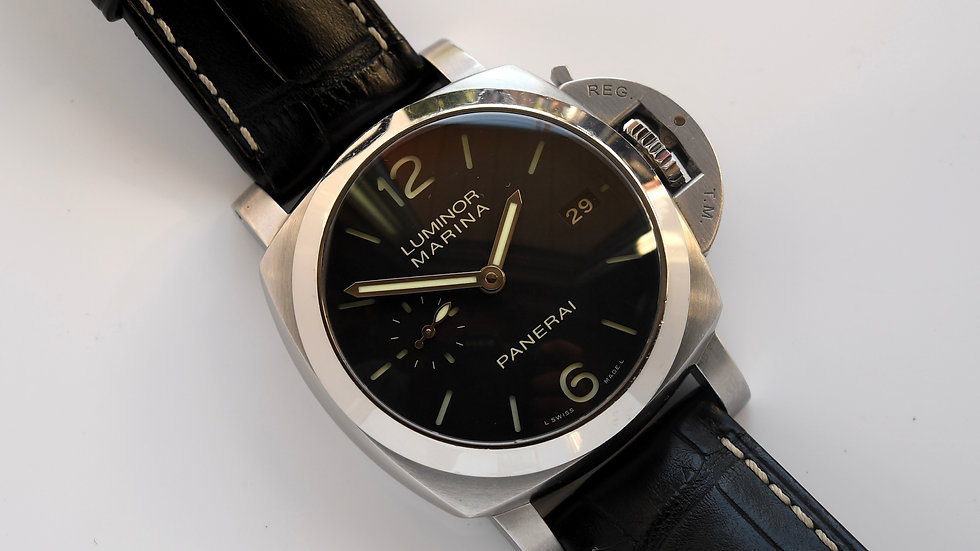 Panerai Luminor Marina Automatic PAM 392 Box