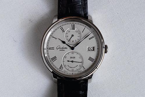 Glashutte Original Senator Chronometer Limited Edition White Gold