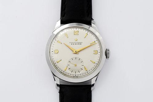 Zenith Chronometer Calibre 135 Stainless Steel