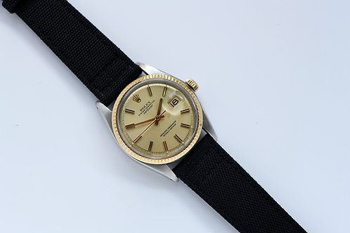 Rolex Datejust 1601 Piepan Dial Two Tone Cal 1570