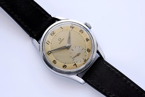 Omega Two Tone Dial Cal 266 Ref 2639-15 36mm 1952