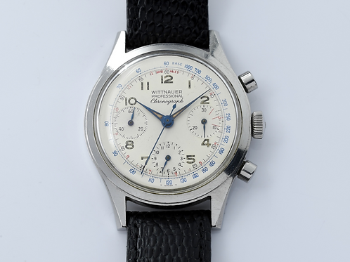 Wittnauer Professional Chronograph Valjoux 72 6002/5