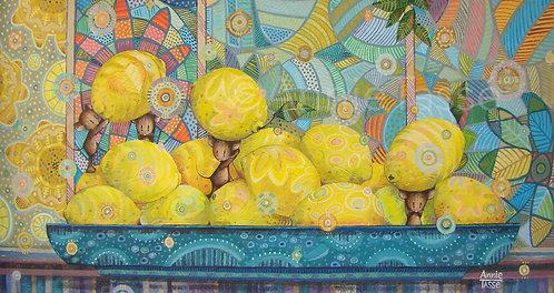 citron souris  mouse lemons