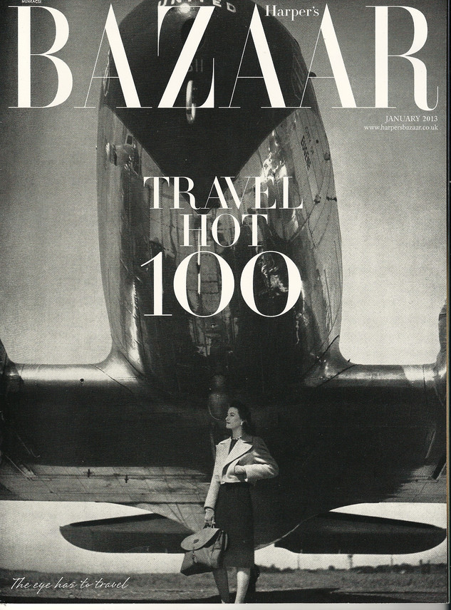 The Harper's Bazaar Travel Guide
