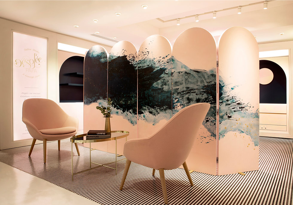 Elodie Ricord_Beauty Concept Store_Print