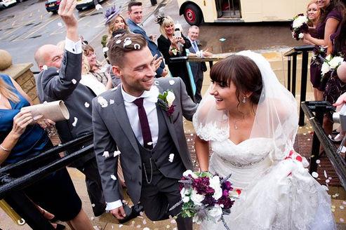 Bury wedding Photography