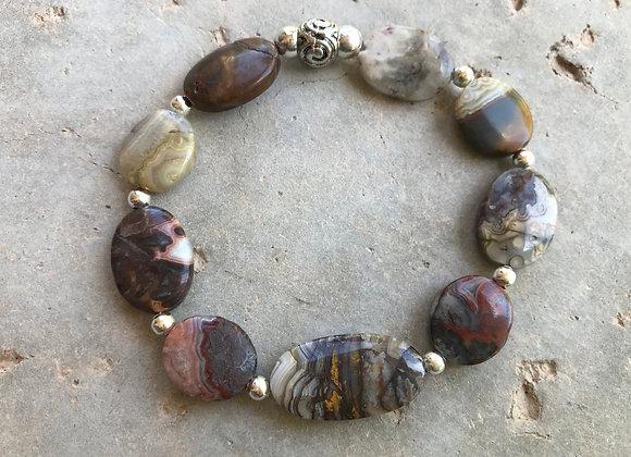 Laguna Agate Bracelet