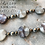 Thumbnail: Crazy Lace Jasper with Hematite and Marble Pendant Necklace