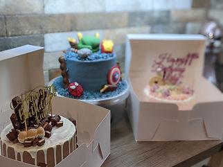 Celebration Birthday Cakes