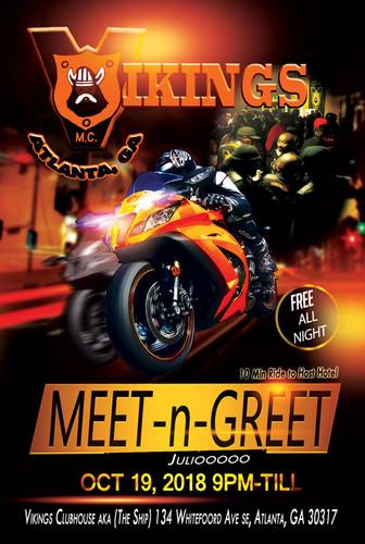 Vikings 5th Anniversary Meet n Greet