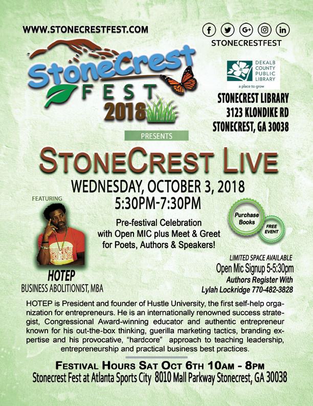 Stonecrest Live
