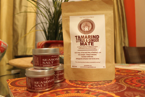 Delicious Indigenous Products