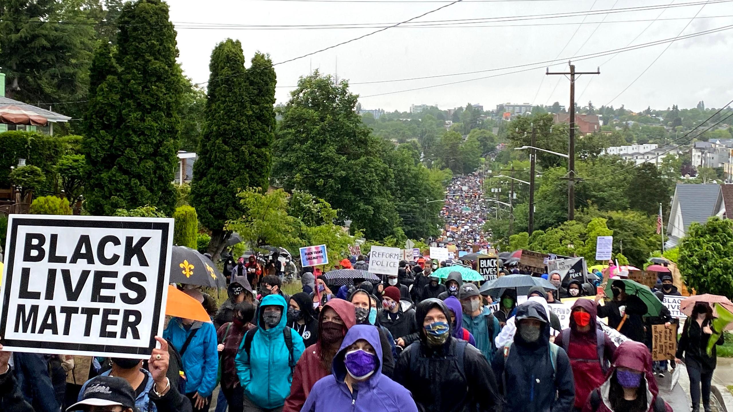 Seattle March 3