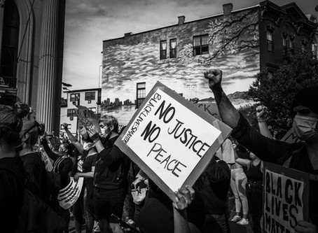 A Brief Photo Series of the Protest in Jersey City 6/2/2020